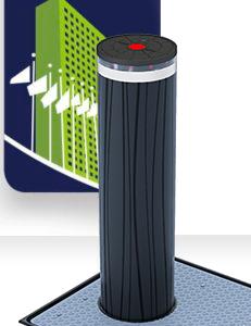 seriejs - AR - Traffic Bollards - Vehicle Access Control Systems - FAAC Bollards - FAAC
