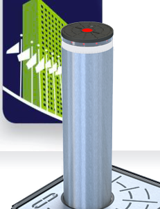 - AR - Traffic Bollards - Vehicle Access Control Systems - FAAC Bollards - FAAC